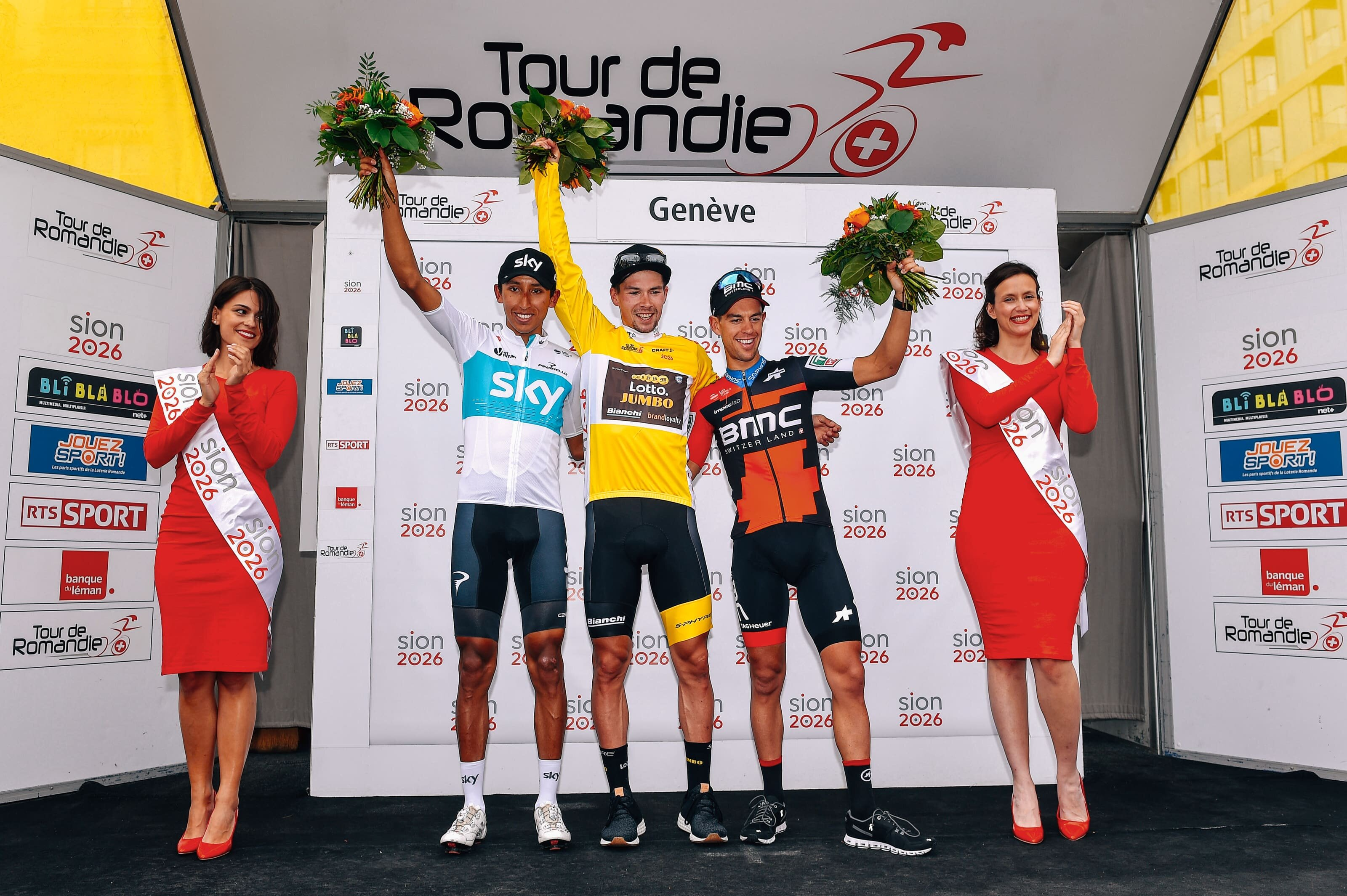 Egan Bernal TourRomandie 2018 Team Sky