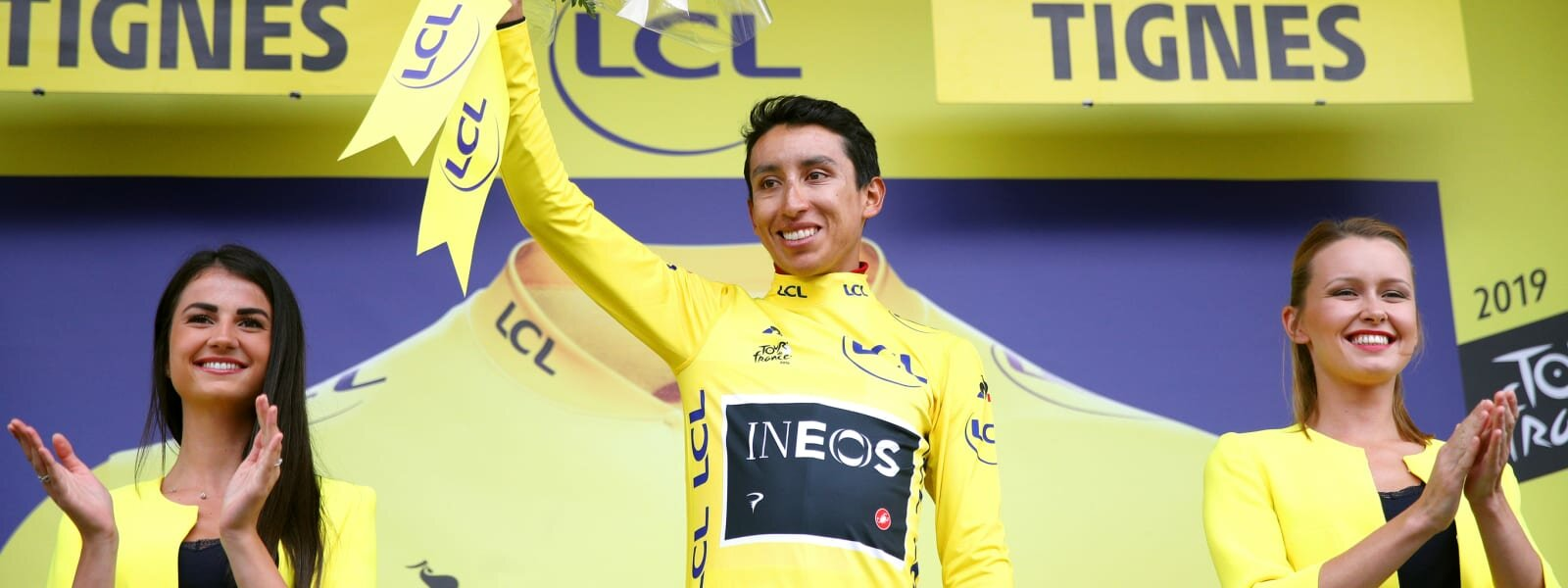Calendario Tour De France 2019.Tour De France 2019 Egan Bernal Official Website